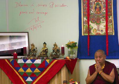 Khenpo Gyaltsen Rinpoche
